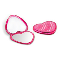 Double - sided pocket mirror